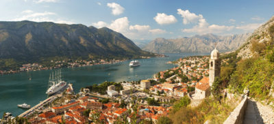 Path to Saint John's - Kotor Montenegro