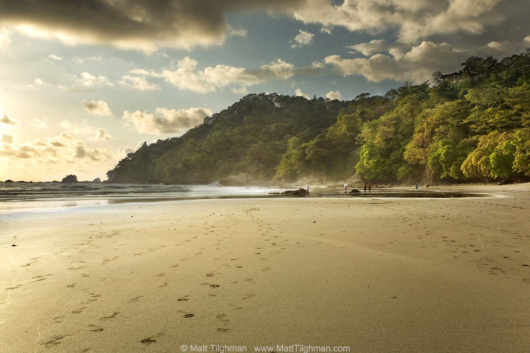 Manuel Antonio in Late Afternoon, Costa Rica