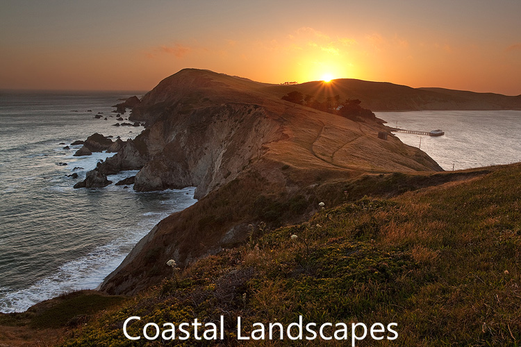 Link to images from coastal landscapes