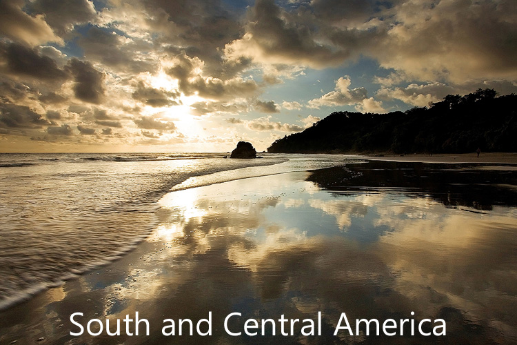 Link to South and Central America image gallery