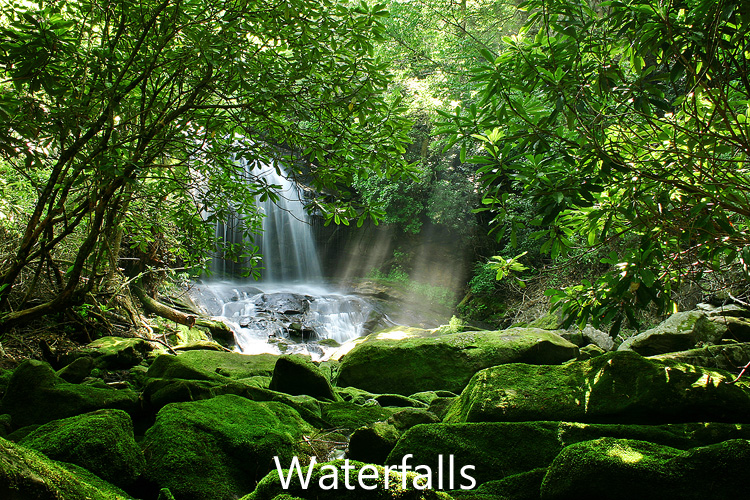 Link to waterfall photography gallery
